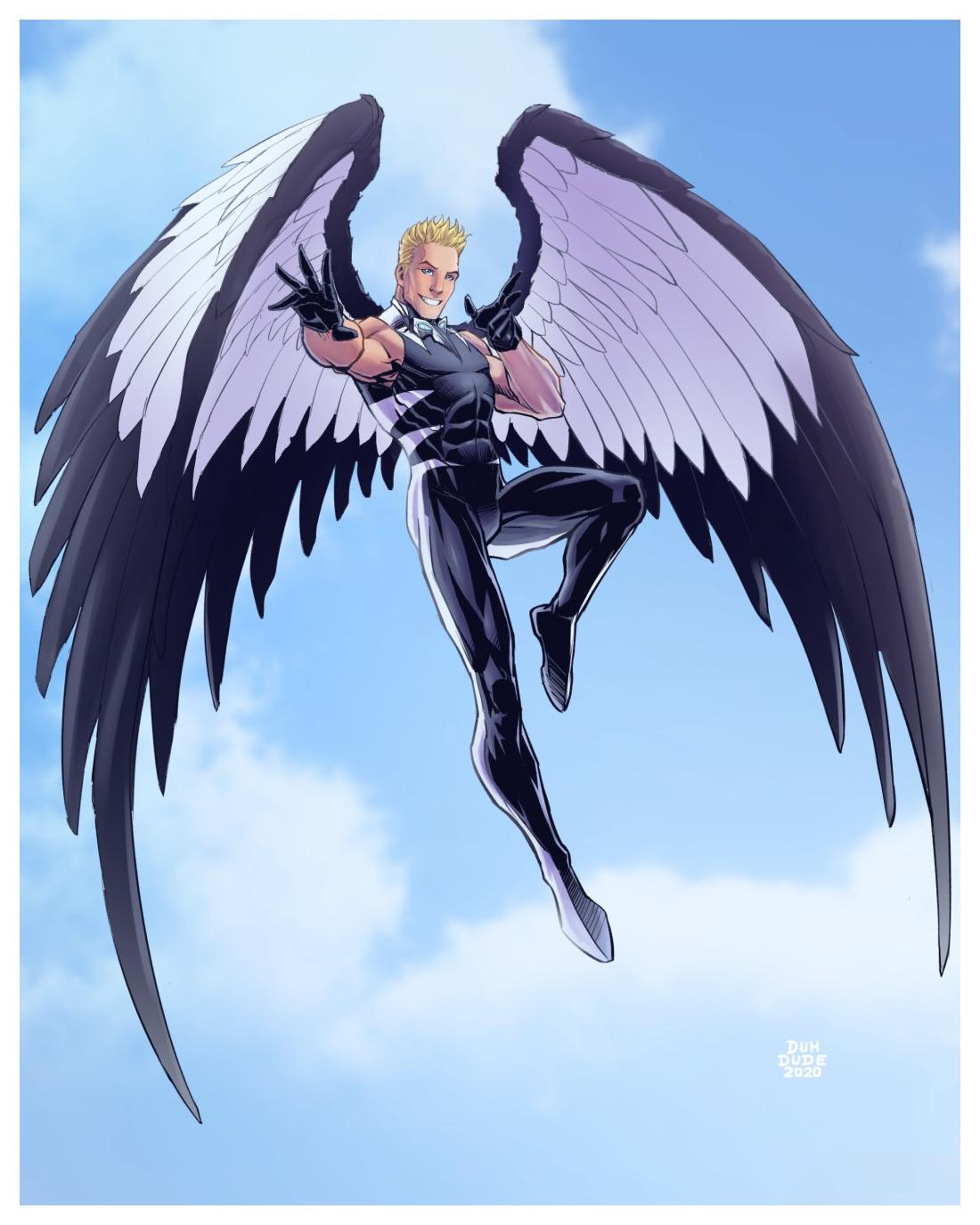 Blackbird (Parker Fawkes)