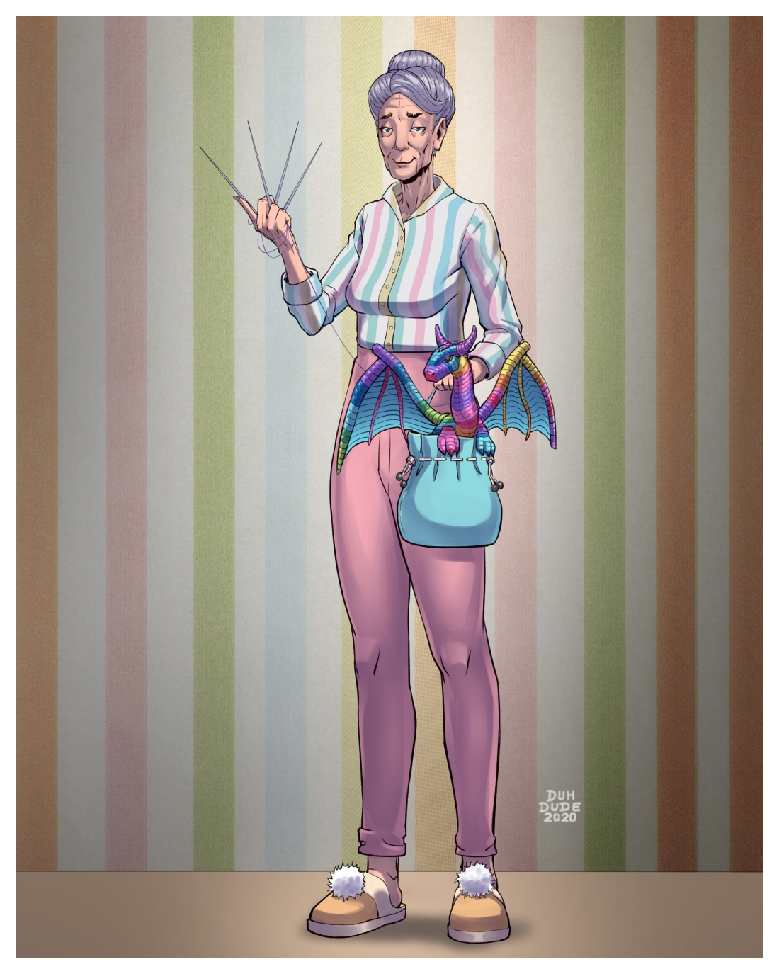 Granny (Brittany James)